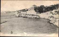 la Corniche, Anse du Prophete