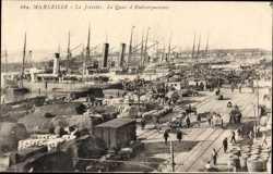 Joliette, Quai Embarquement