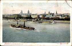 von Rheinbrücke