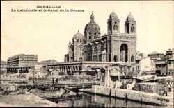 Cathedrale, Canal de la Douane