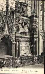 Notre Dame, Tombeau des Ducs