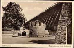 Ludwigsbrunnen, Gradierwerk
