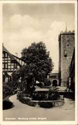 zweiter Burghof