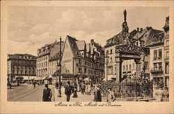 Markt, Brunnen
