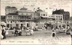 Plage, Casino