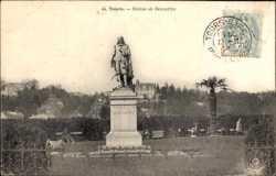 Statue de Descartes