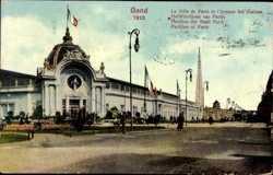 La Ville de Paris, 1913