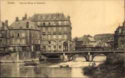 Pont de Meuse et Deversoir