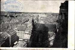 Blick vom Münster gegen Osten