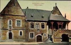 Rathaus Aufstieg