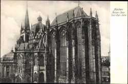 Kaiser Dom, Süd Ost Seite
