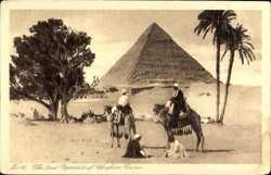 Phyramid of Cheefren