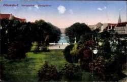 Königsallee, Stadtgraben