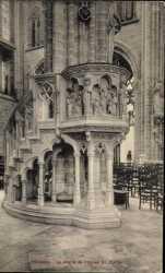 Chaire de l'Eglise St. Pierre