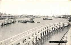 Vue generale du Port