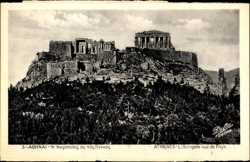 Akrpolis, Ansicht von Pynx