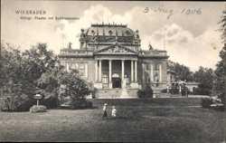 Theater, Denkmal