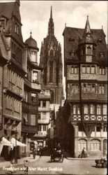 Alter Markt, Domblick
