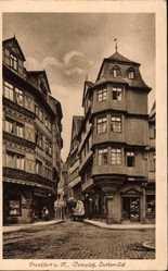 Luther Eck, Domplatz