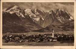 Alpspitze, Waxenstein, Zugspitze