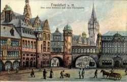 Rathaus, Paulsplatz