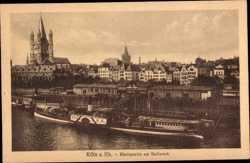 Rheinpartie am Bollwerk