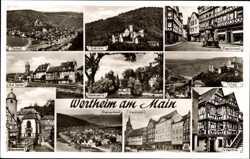 Schloss, Kilianskapelle, Markt