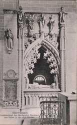Grabdenkmal Bernhard von Baden