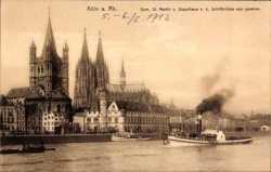 Dom, Stapelhaus, St. Martin