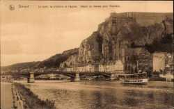 Pont, Citadelle, Eglise