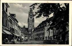Oberlinden, Schwabentor