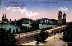 Hohenzollernbrücke