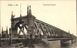 Verkehrsbrücke