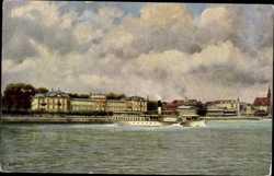 Biebrich, Schloss der Herzöge von Nassau