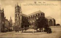 Cathedrale Saint Bavon, Monument