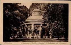 Antiken Tempel