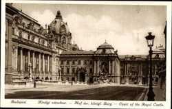 Hof der königlichen Burg