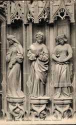 Münster, törichte Jungfrauen