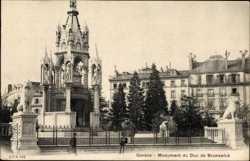 Monument du Duc de Brunswick