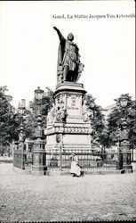 La Statue Jacques van Artevelde