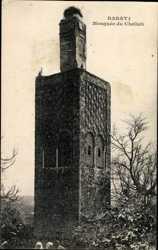 Mosquee du Chellah