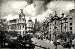 Calle de Alcala y Avda, Jose Antonio