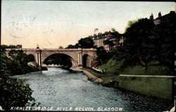 Kirklee Bridge, River Kelvin