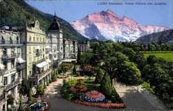 Hotels Viktoria, Jungfrau