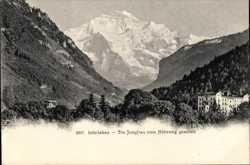 Jungfrau vom Höheweg