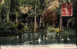 Le Lac du Jardin d Horticulture