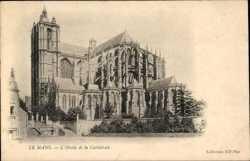 Abside de la Cathedrale