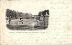 Vue prise du Palais Ducal