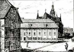 Fleischhaus, Brotlaube, Marienkirche