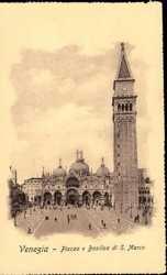 Piazza, Basilica